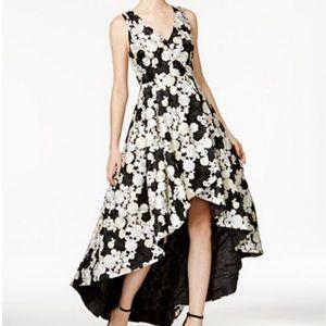 Calvin Klein high-low dress